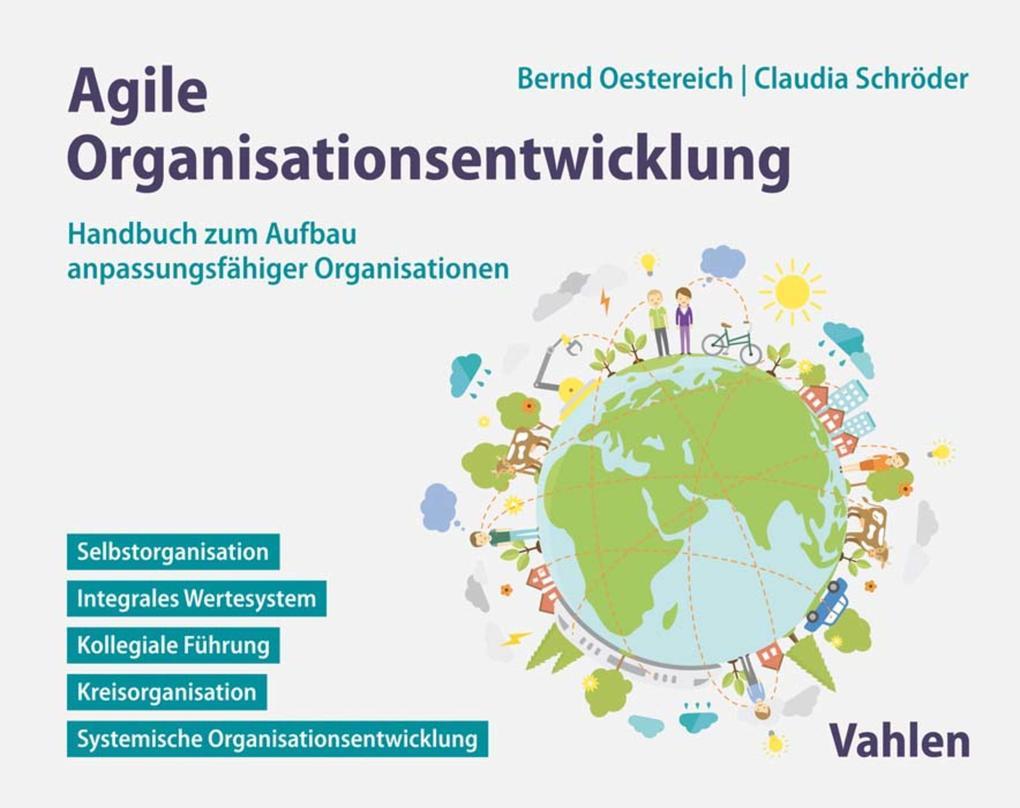 Agile Organisationsentwicklung als eBook pdf