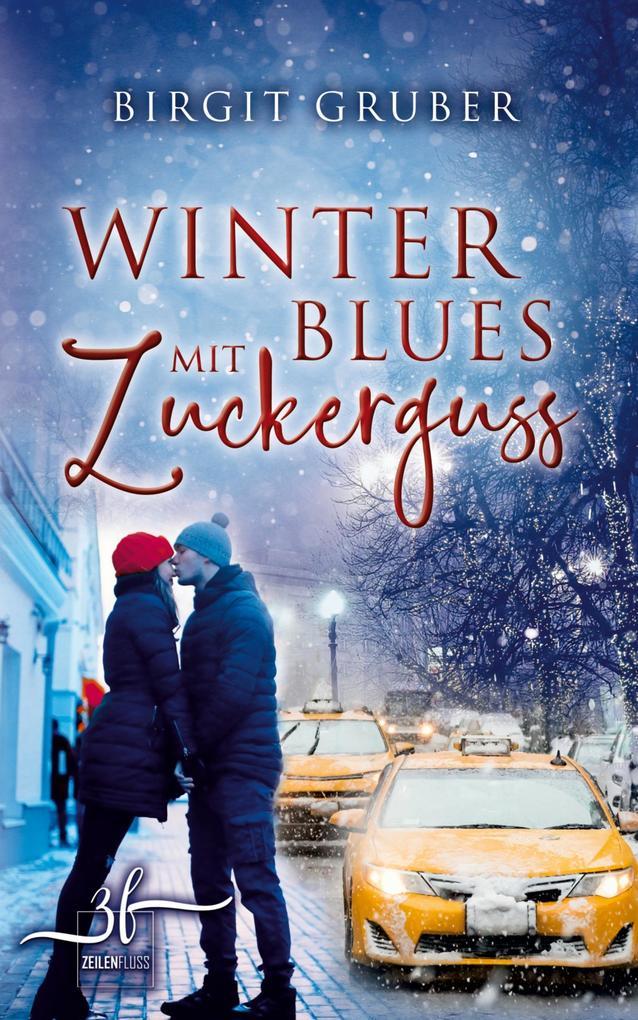 Winterblues mit Zuckerguss als Buch