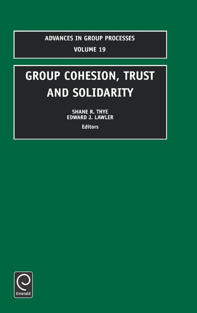 Group Cohesion Trust