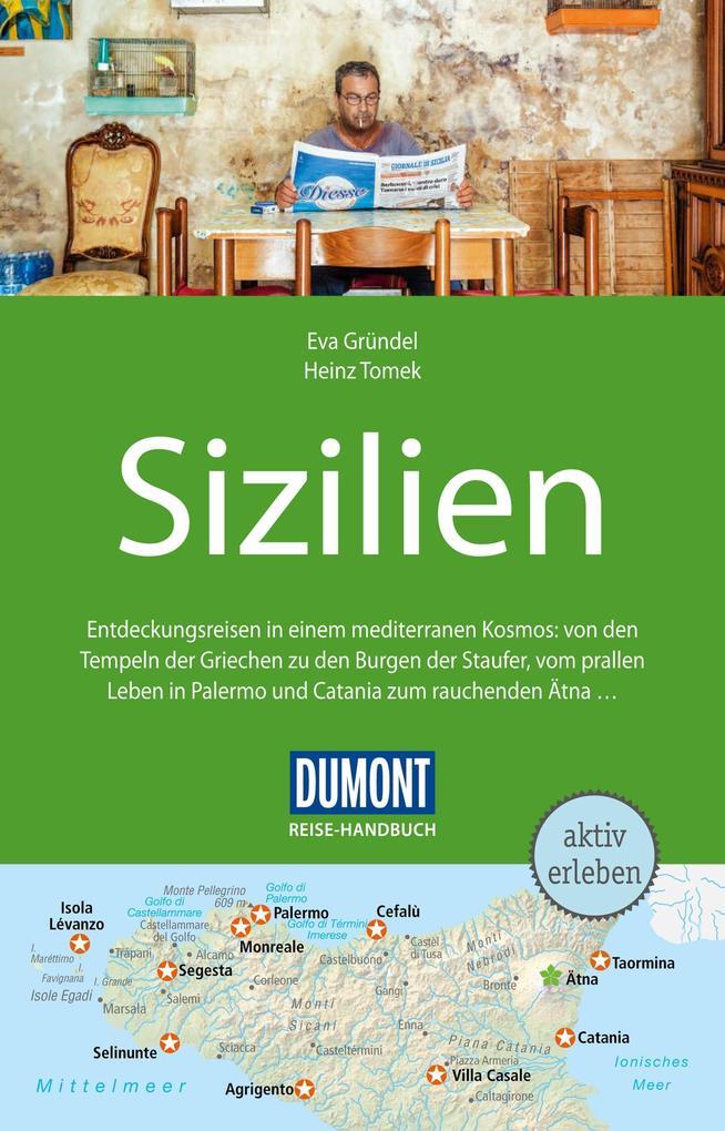 DuMont Reise-Handbuch Reiseführer Sizilien als eBook
