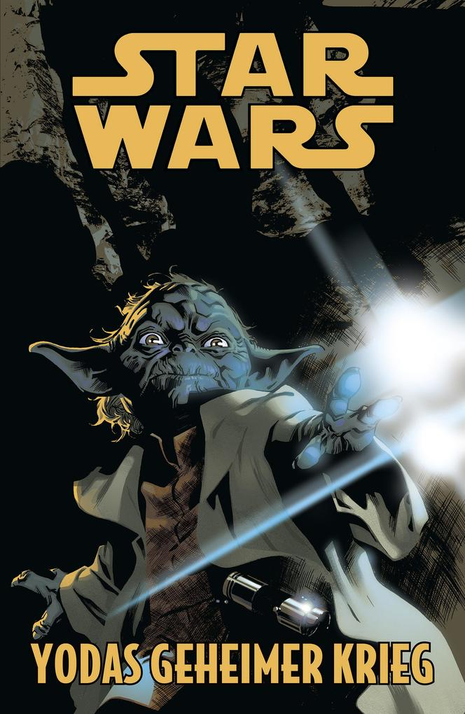 Star Wars - Yodas geheimer Krieg als eBook