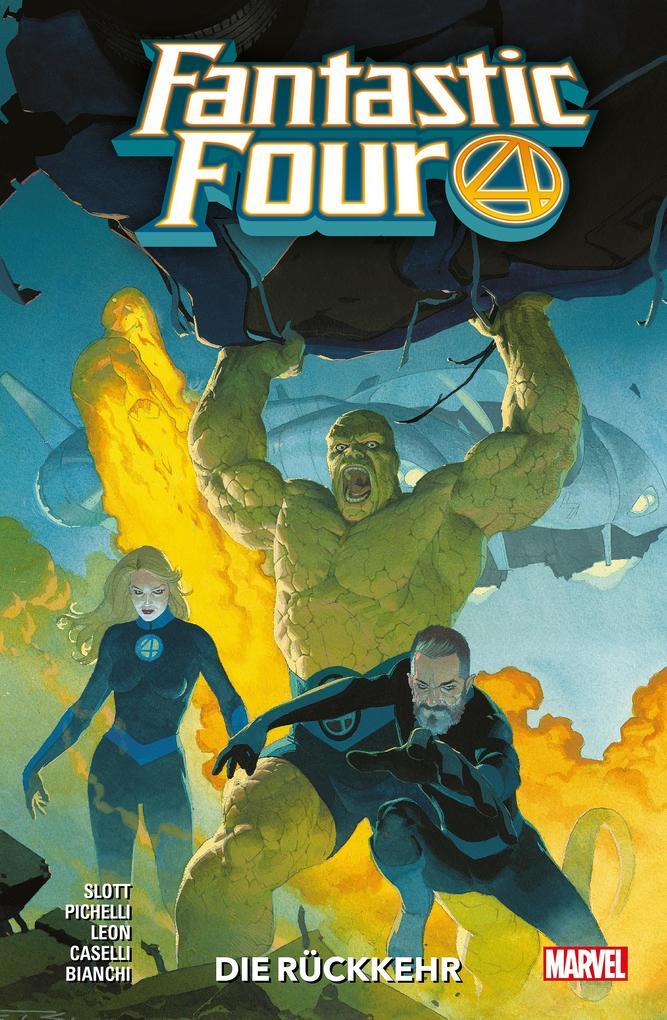 Fantastic Four 1 - Die Rückkehr