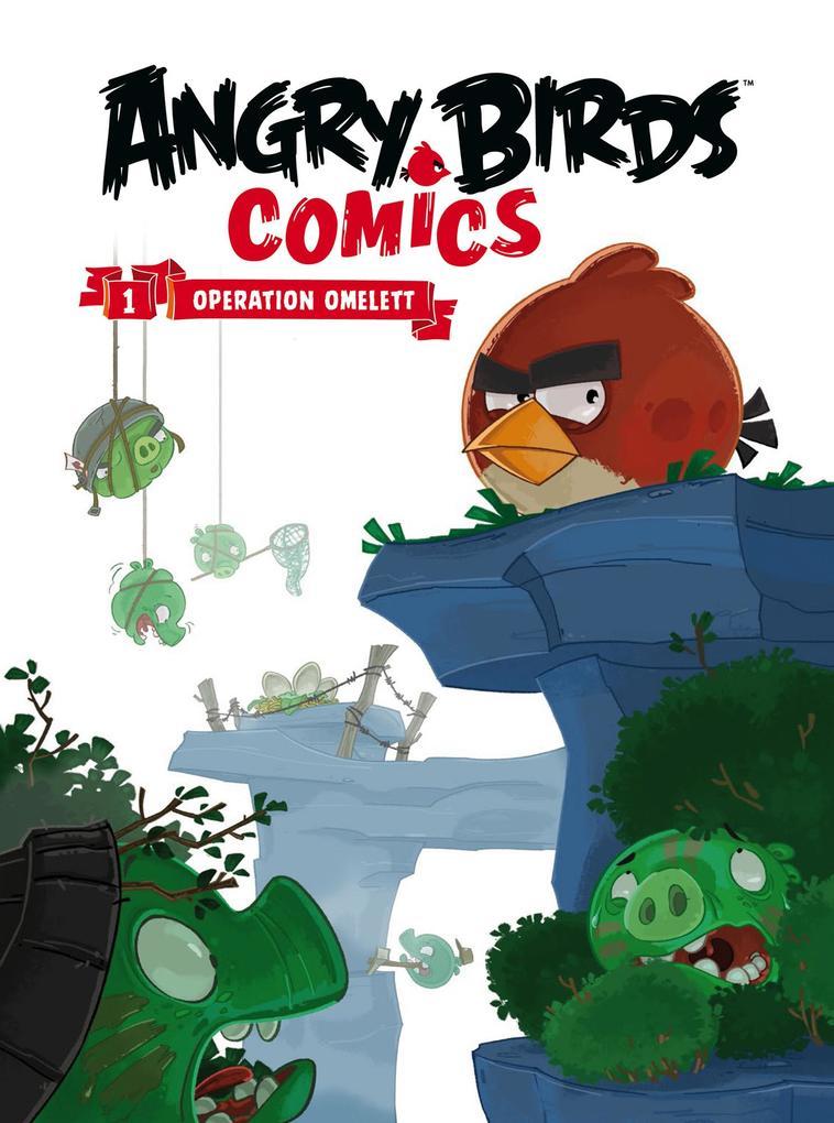 Angry Birds 1: Operation Omelett als eBook epub