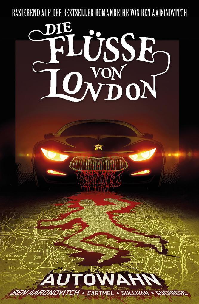 Die Flüsse von London, Band 1 - Autowahn als eBook
