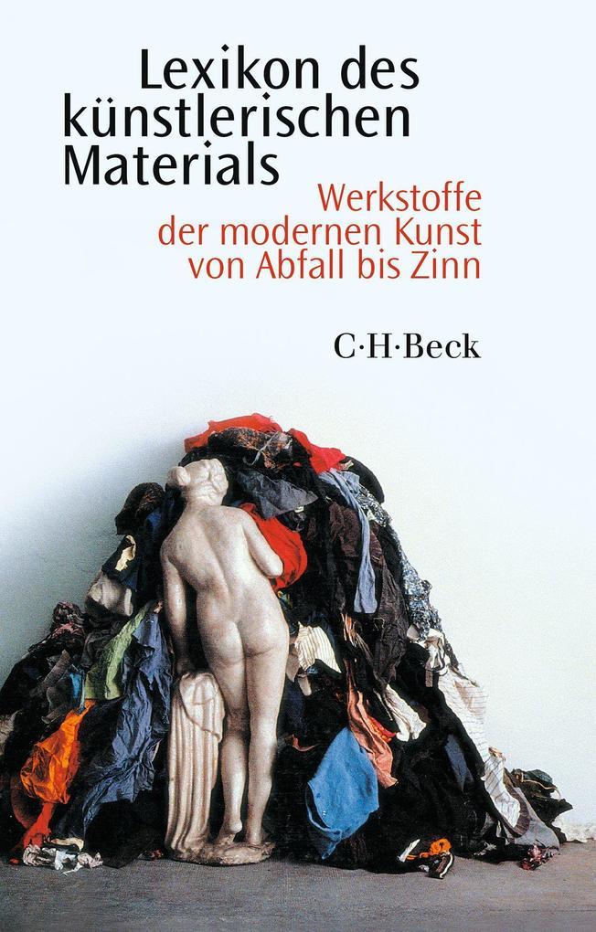 Lexikon des künstlerischen Materials als Taschenbuch