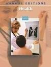 Annual Editions: Health 04/05