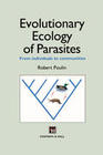Evolutionary Ecology of Parasites