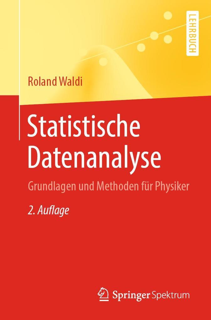 Statistische Datenanalyse als eBook pdf