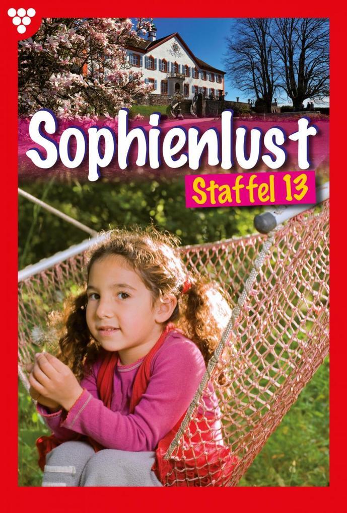 Sophienlust Staffel 13 - Familienroman als eBook epub
