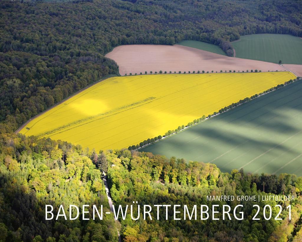 Baden-Württemberg 2021 - Luftbilder