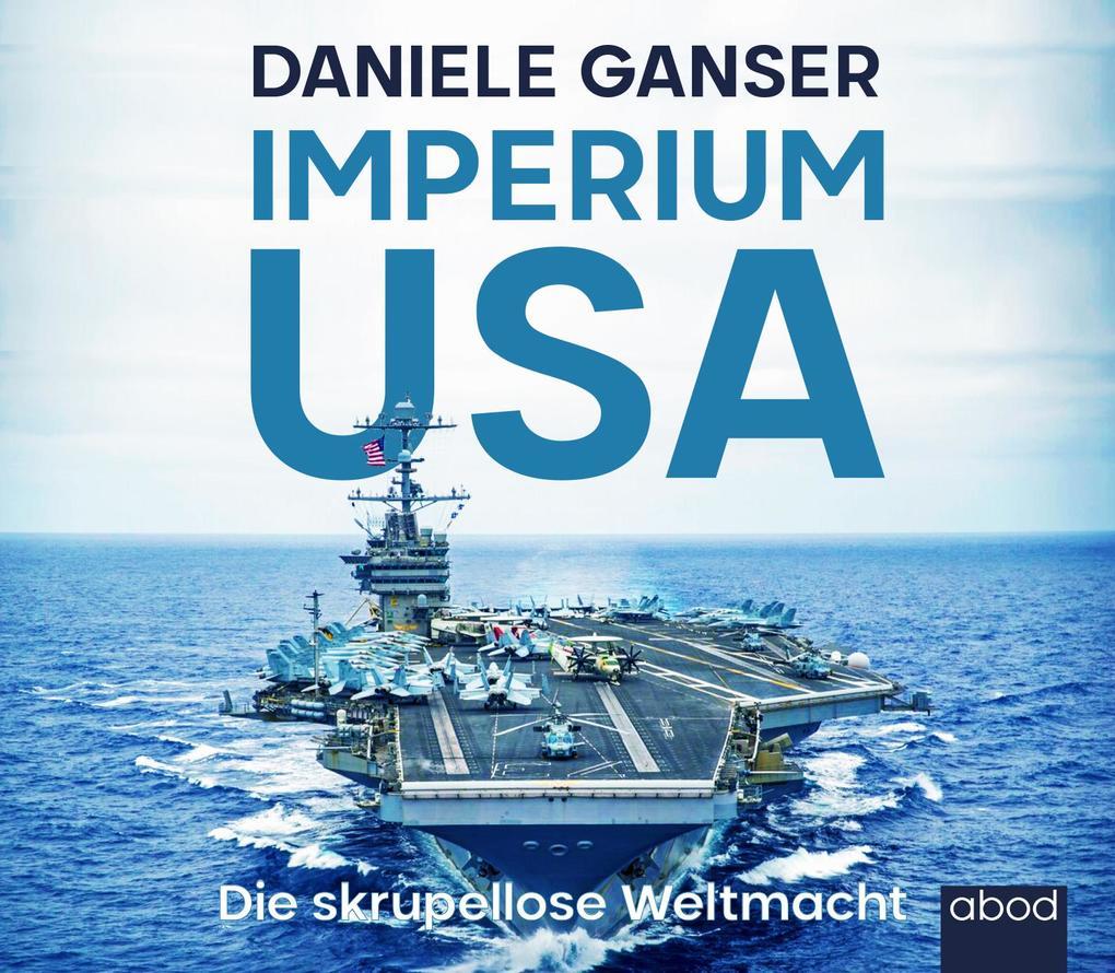 Imperium USA als Hörbuch CD