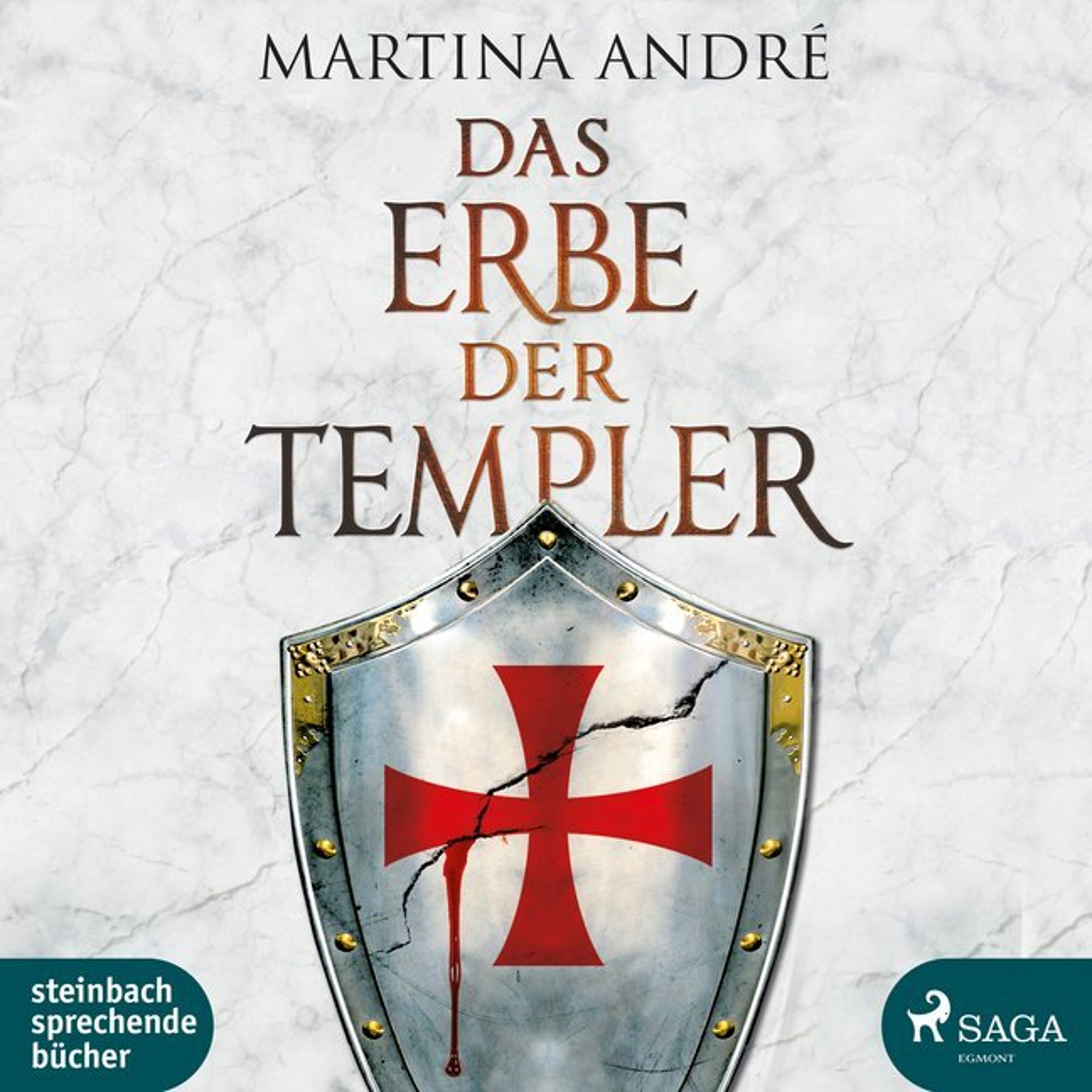Das Erbe der Templer als Hörbuch CD