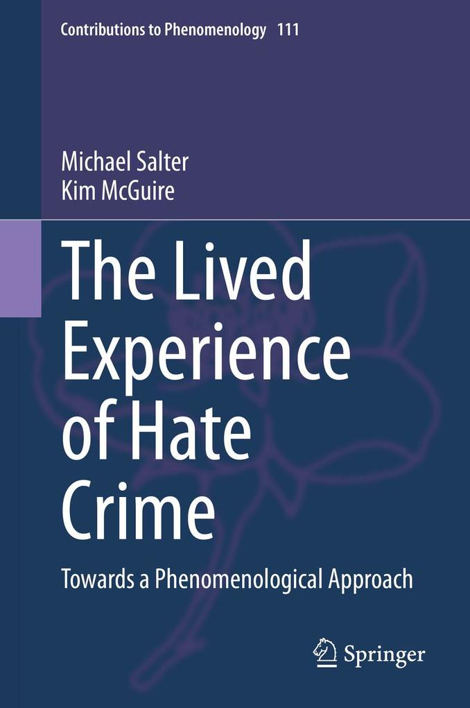 The Lived Experience of Hate Crime als eBook pdf