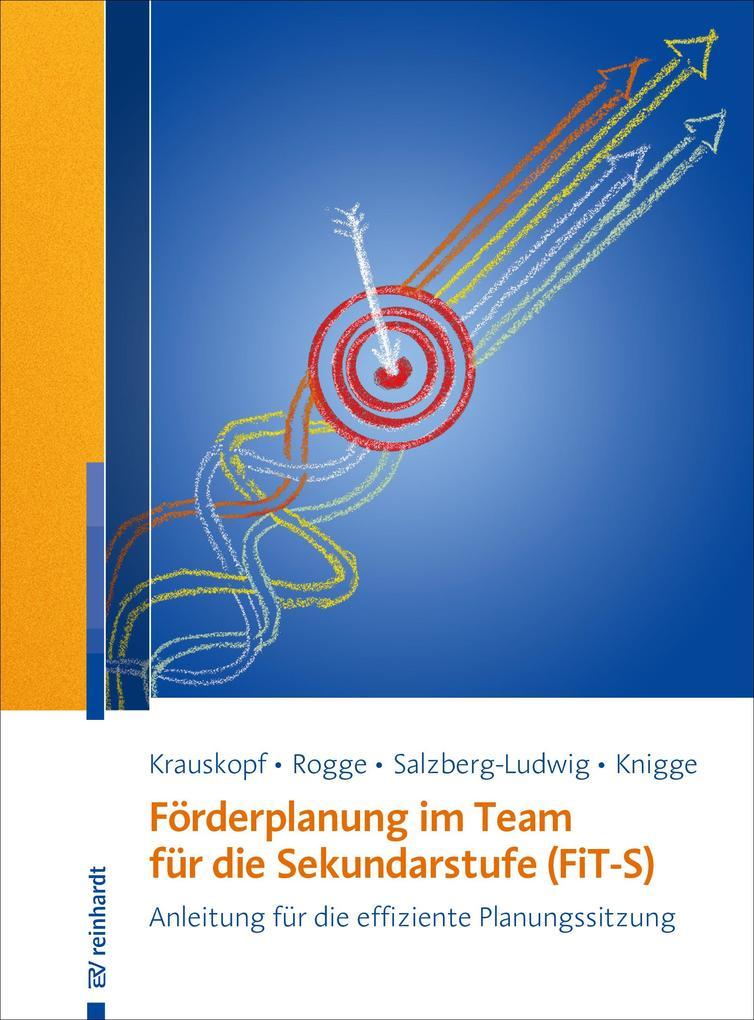 Förderplanung im Team für die Sekundarstufe (FiT-S) als eBook epub