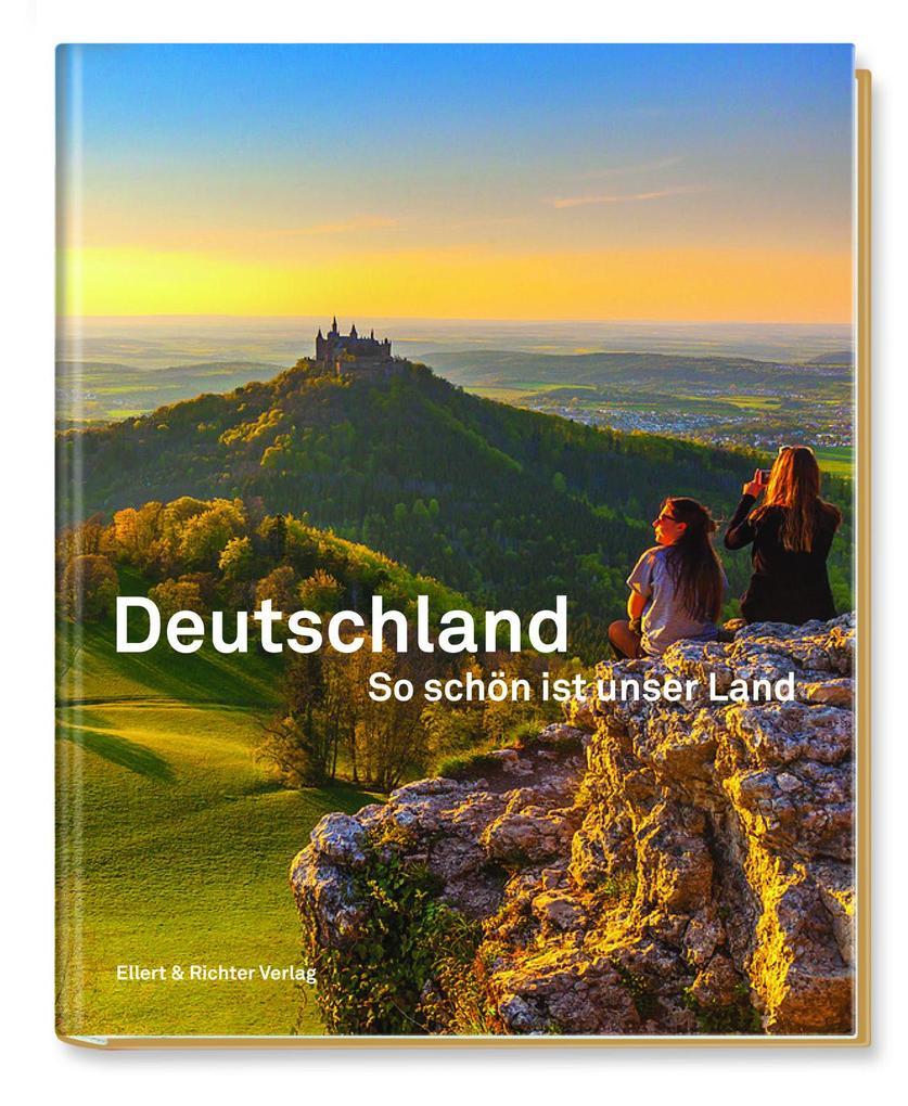 Deutschland / Germany / Allemagne als Buch (gebunden)