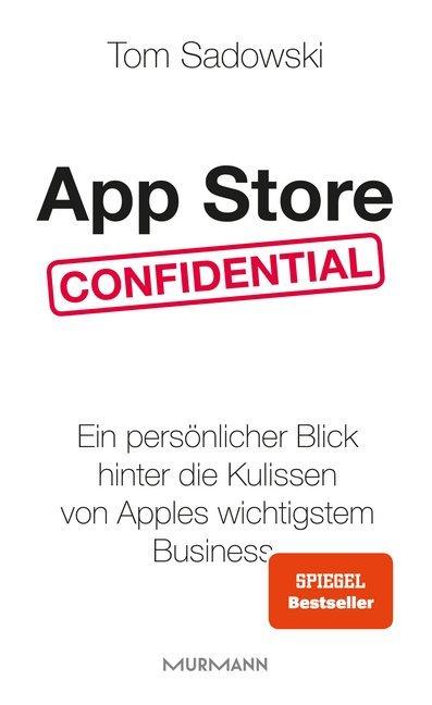App Store Confidential als Buch (kartoniert)