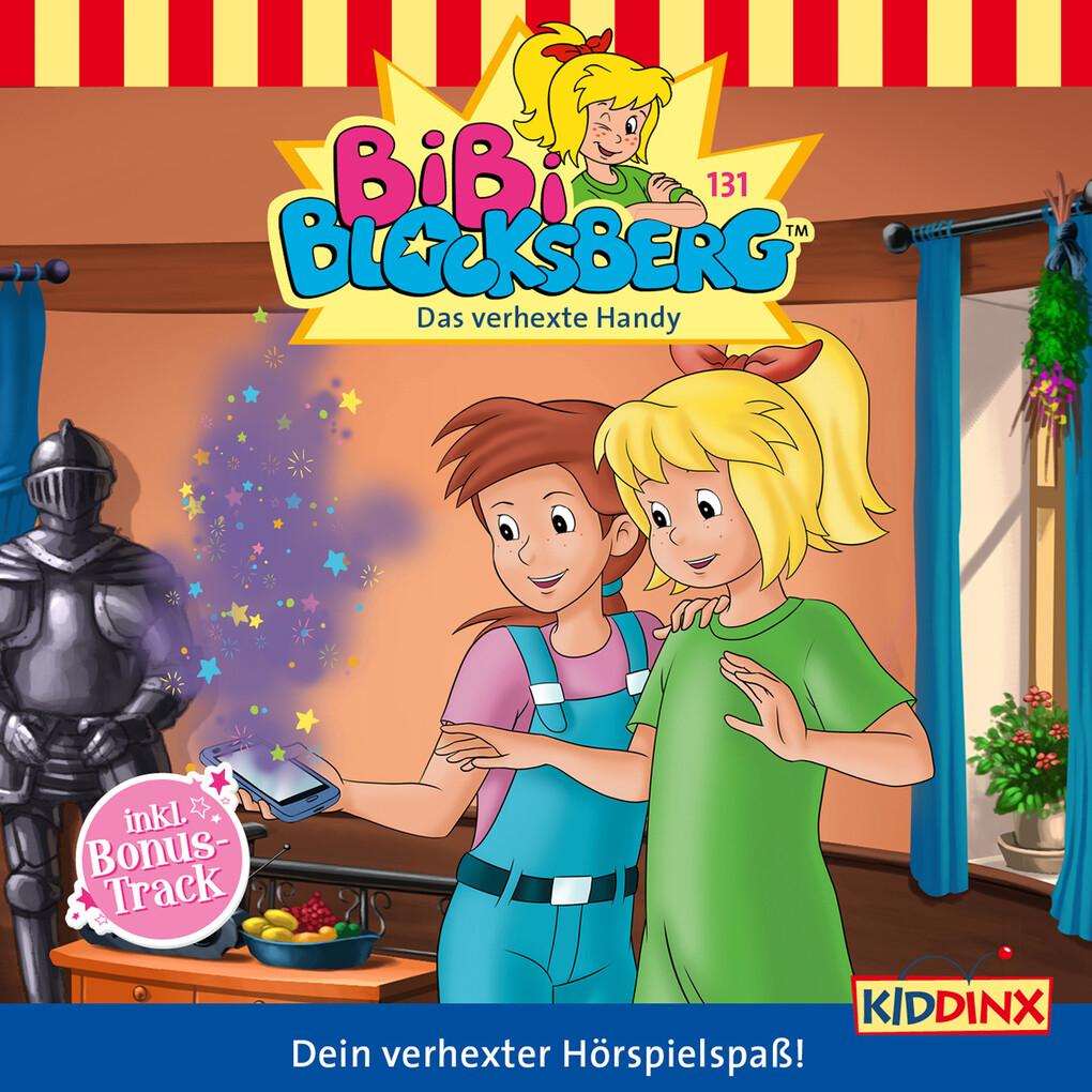 Bibi Blocksberg - Folge 131: Das verhexte Handy als Hörbuch Download