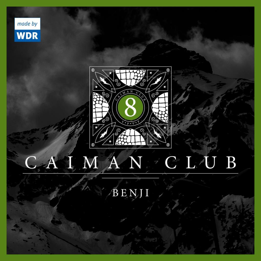 08: Benji als Hörbuch Download