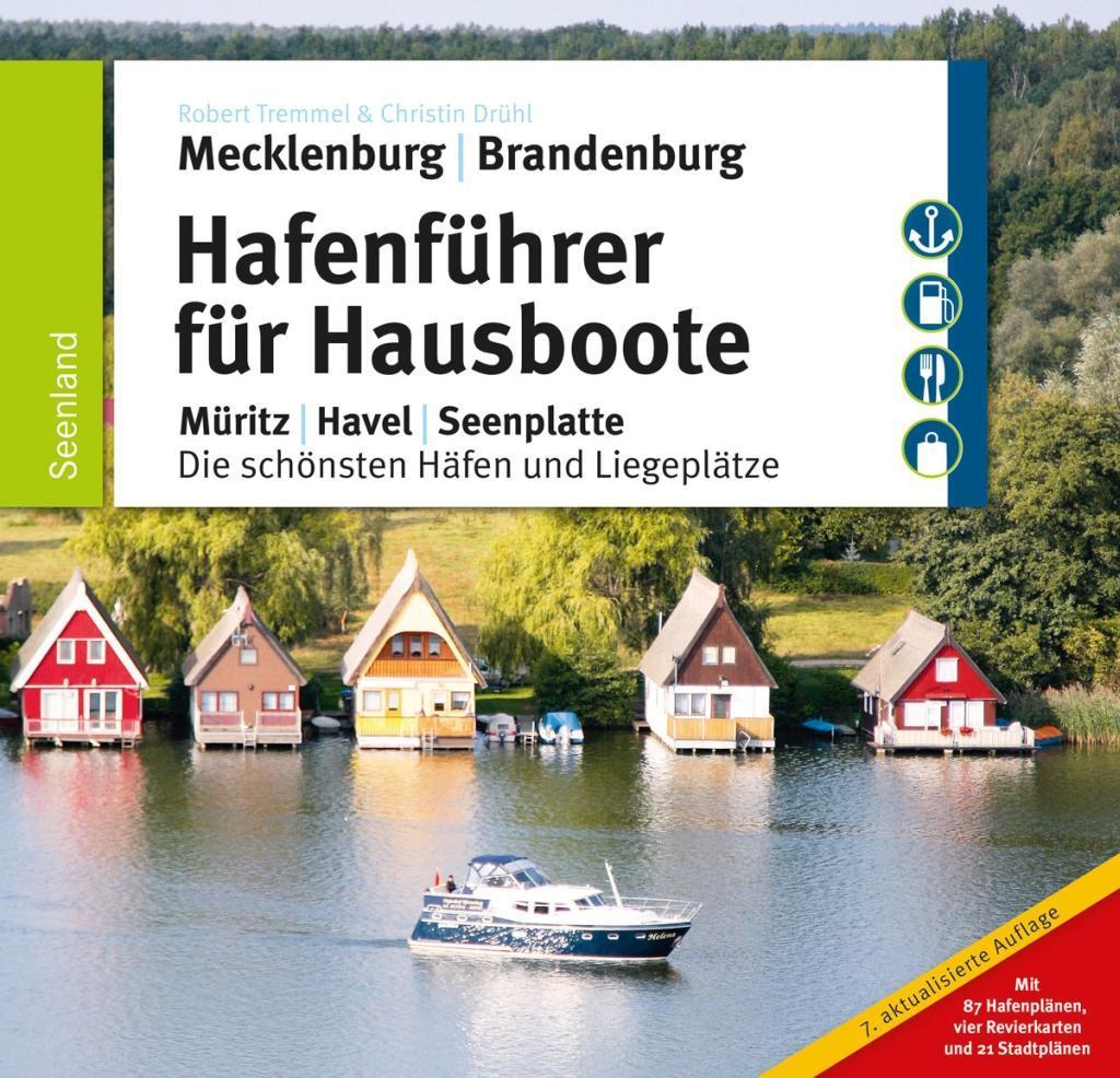Hafenführer für Hausboote als Buch (gebunden)