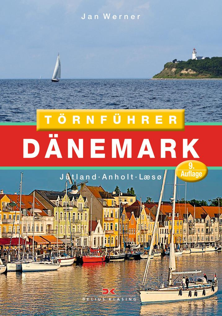 Törnführer Dänemark 1 als eBook epub