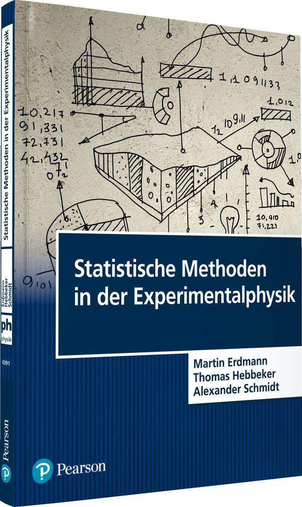 Statistische Methoden in der Experimentalphysik als eBook pdf