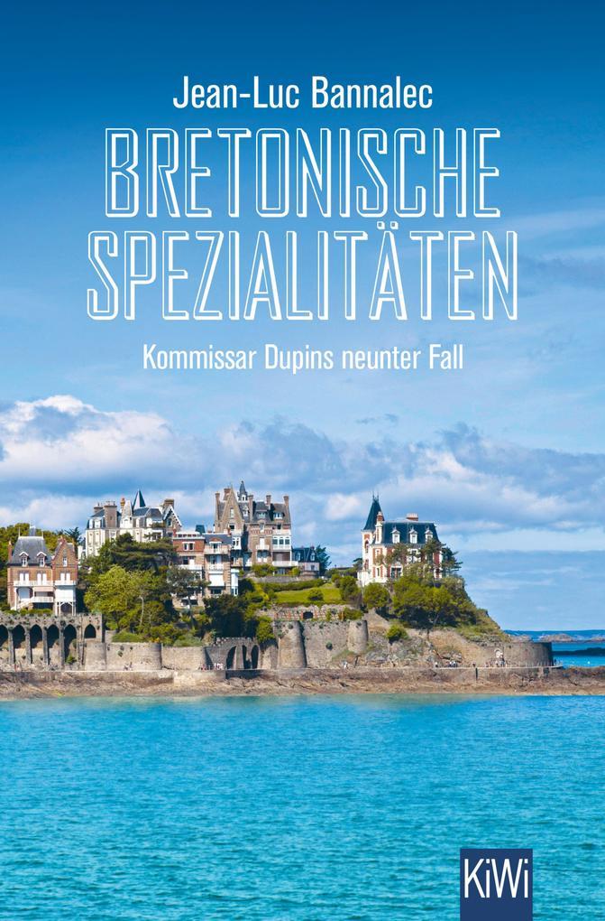 Bretonische Spezialitäten als eBook epub