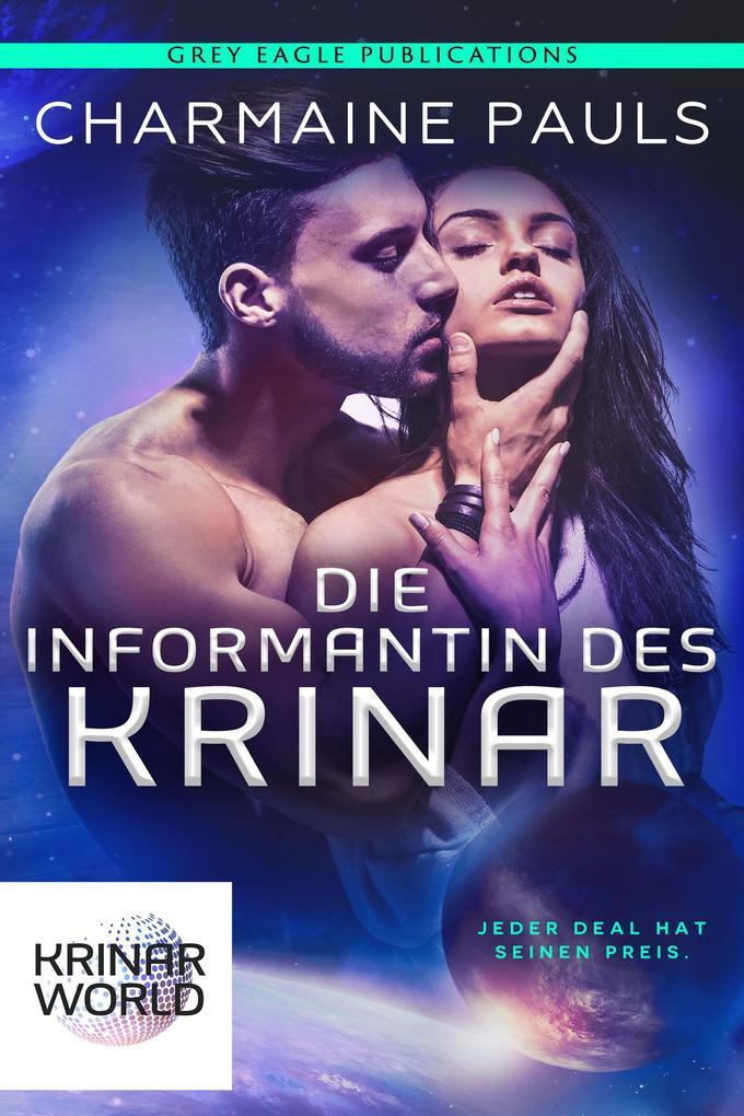 Die Informantin Des Krinar als eBook epub