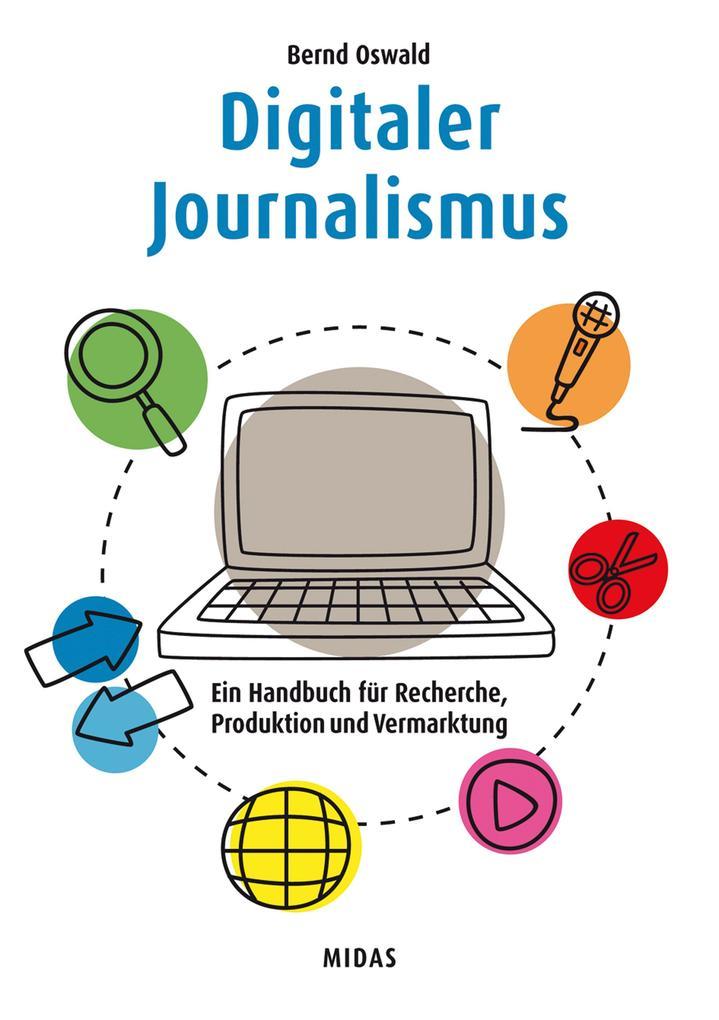 Digitaler Journalismus als eBook epub