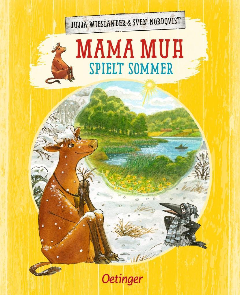 Mama Muh spielt Sommer als Buch (gebunden)