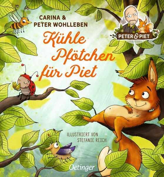 Kühle Pfötchen für Piet als Buch (kartoniert)
