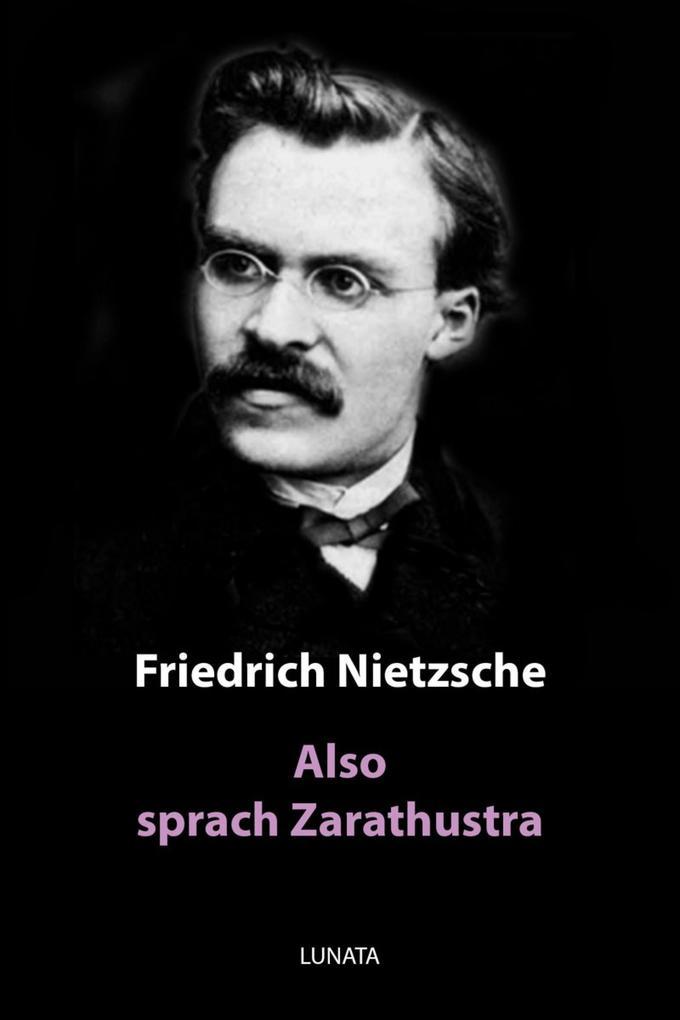 Also sprach Zarathustra als eBook epub