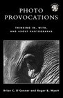 Photo Provocations: Thinking In, With, and about Photographs