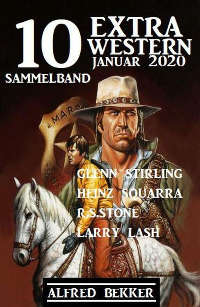 10 Extra Western Januar 2020: Sammelband als eBook epub