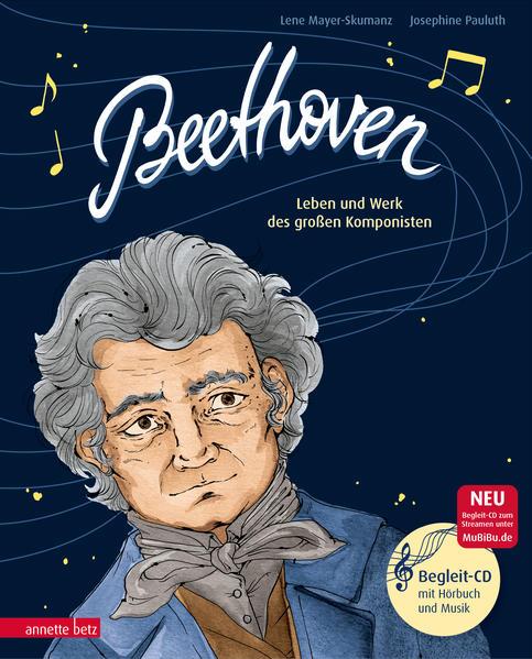 Beethoven als Buch (gebunden)