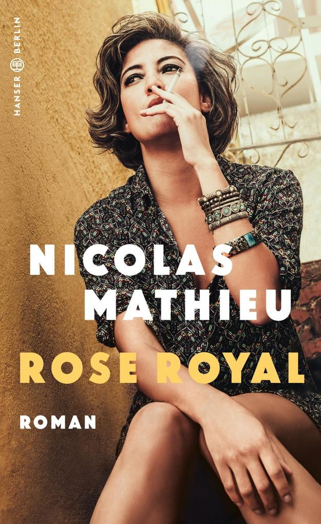 Rose Royal als Buch (gebunden)