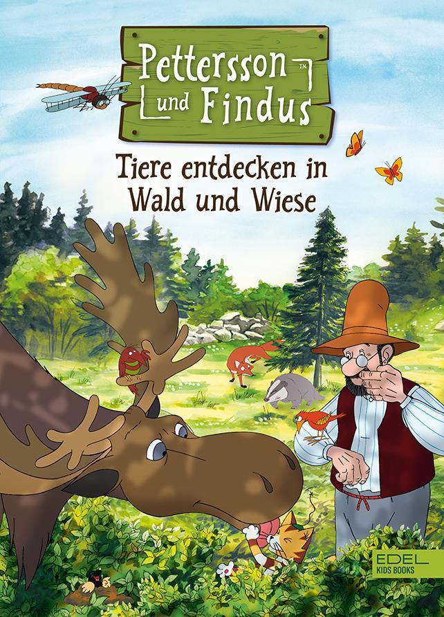 Pettersson und Findus als Buch (gebunden)