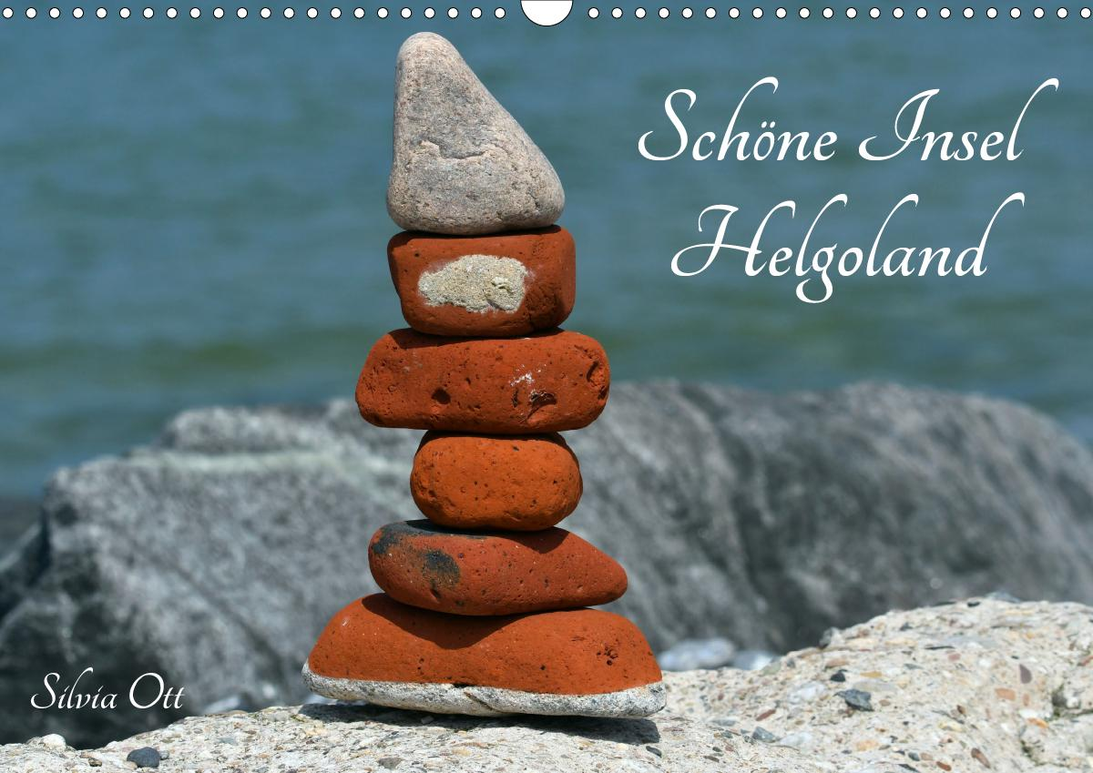 Schöne Insel Helgoland (Wandkalender 2021 DIN A3 quer)