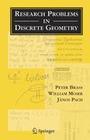 Research Problems in Discrete Geometry
