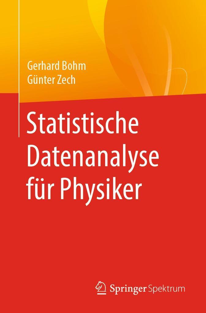 Statistische Datenanalyse für Physiker als eBook pdf