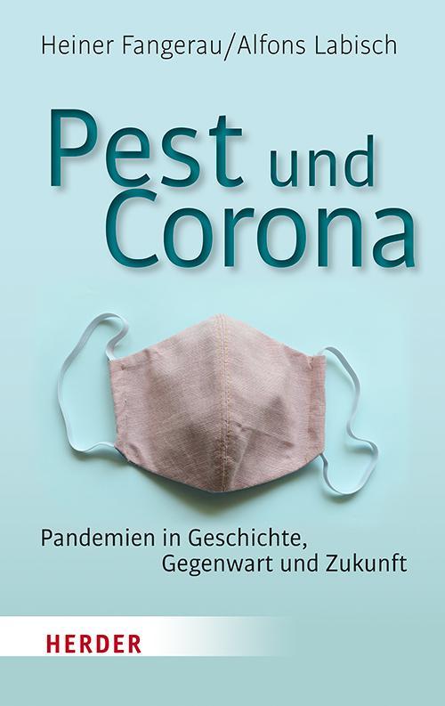 Pest und Corona als Buch (gebunden)