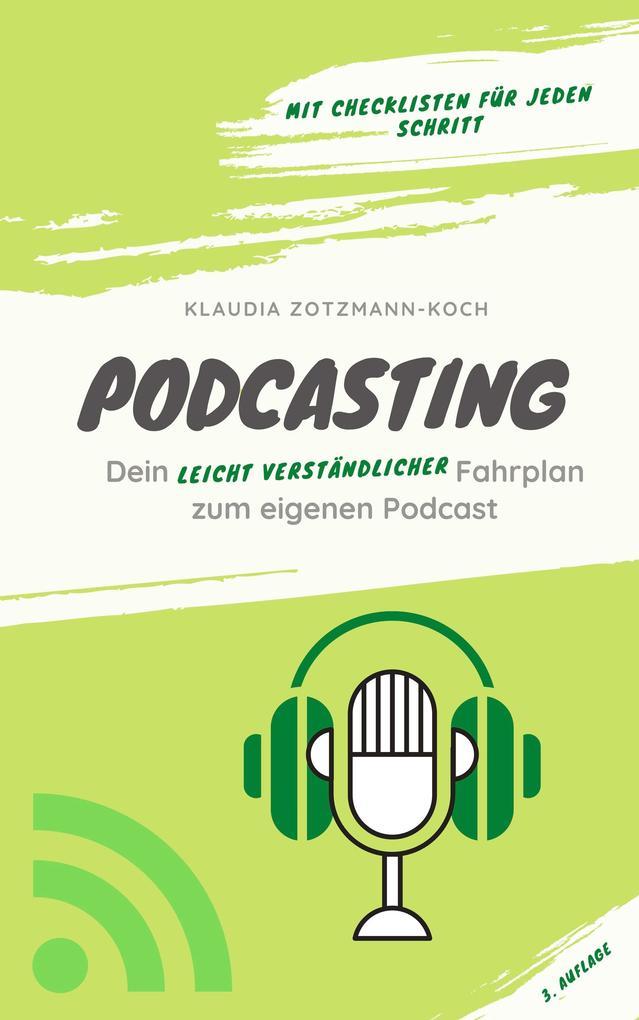 Podcasting für Kreative als eBook epub