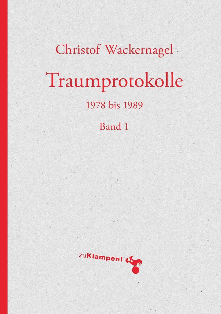 Traumprotokolle als Buch (kartoniert)