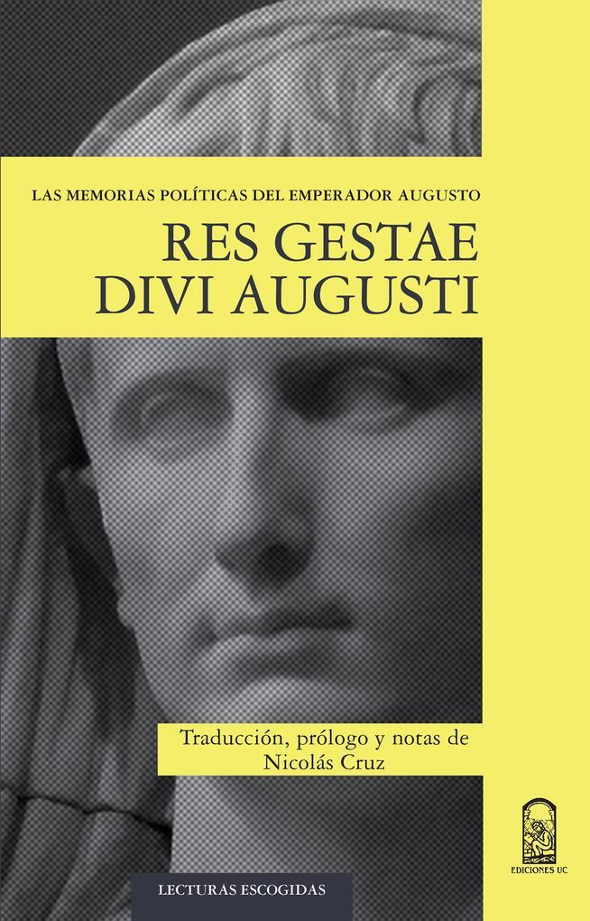 Res Gestae Divi Augusti