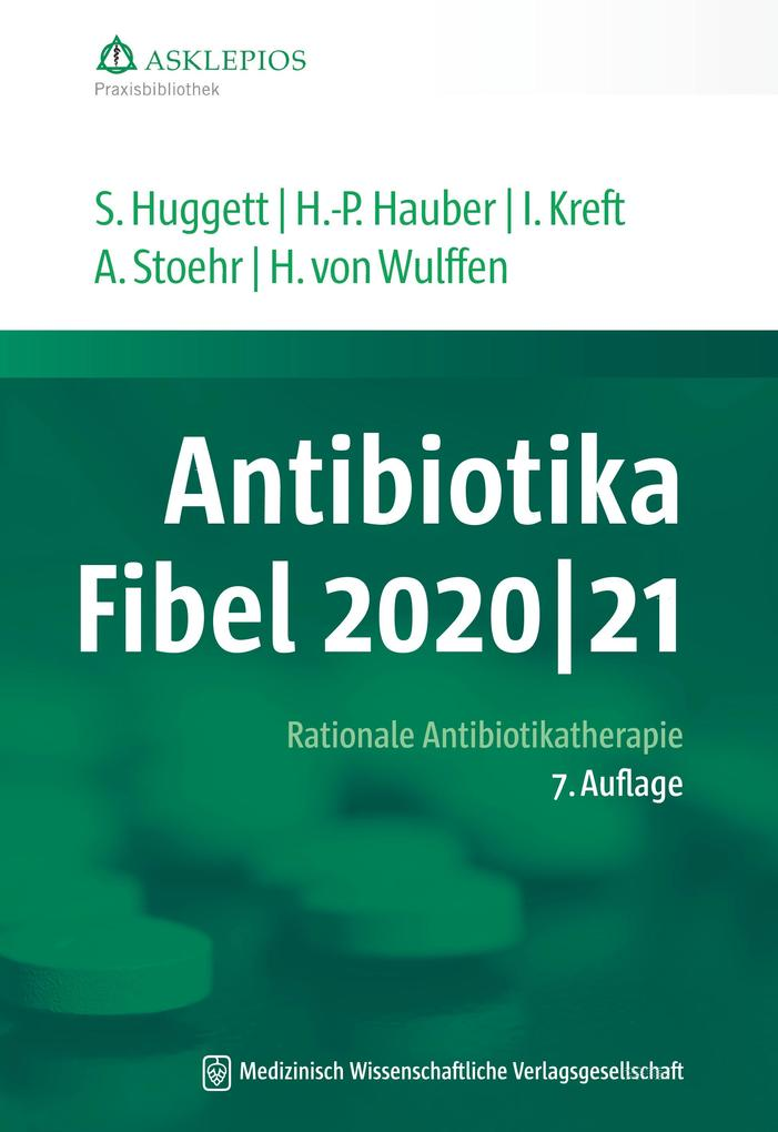 Antibiotika-Fibel 2020/21 als eBook epub