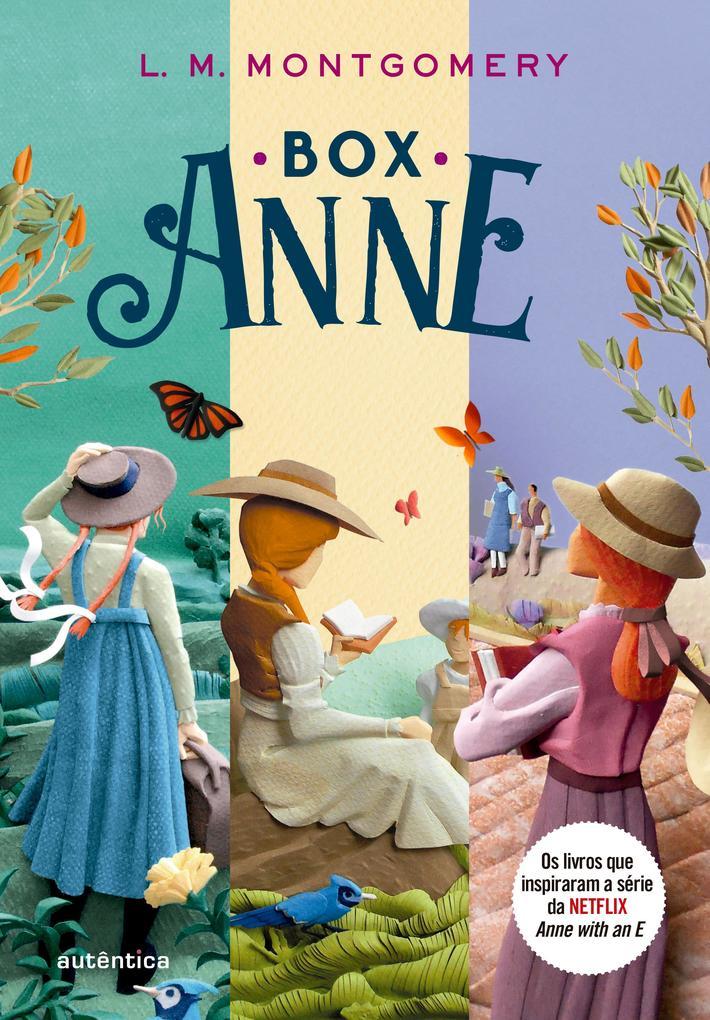 Box Anne - (Texto integral - Clássicos Autêntica)