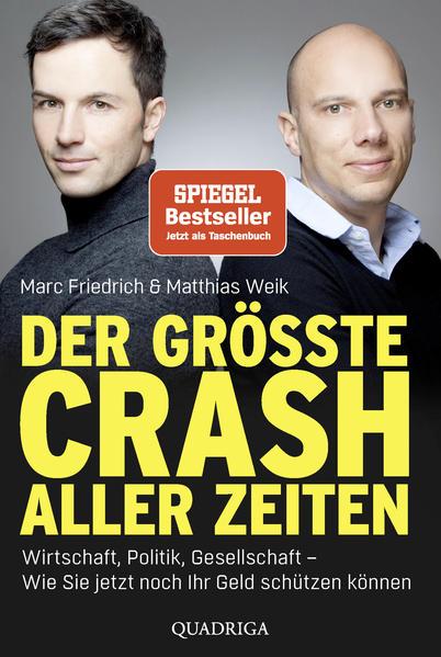 Der größte Crash aller Zeiten als Taschenbuch