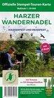 Harzer Wandernadel 1 : 50 000, mit E-Book