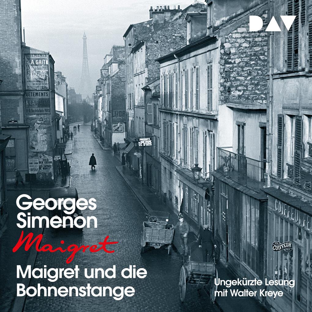 Maigret und die Bohnenstange im radio-today - Shop