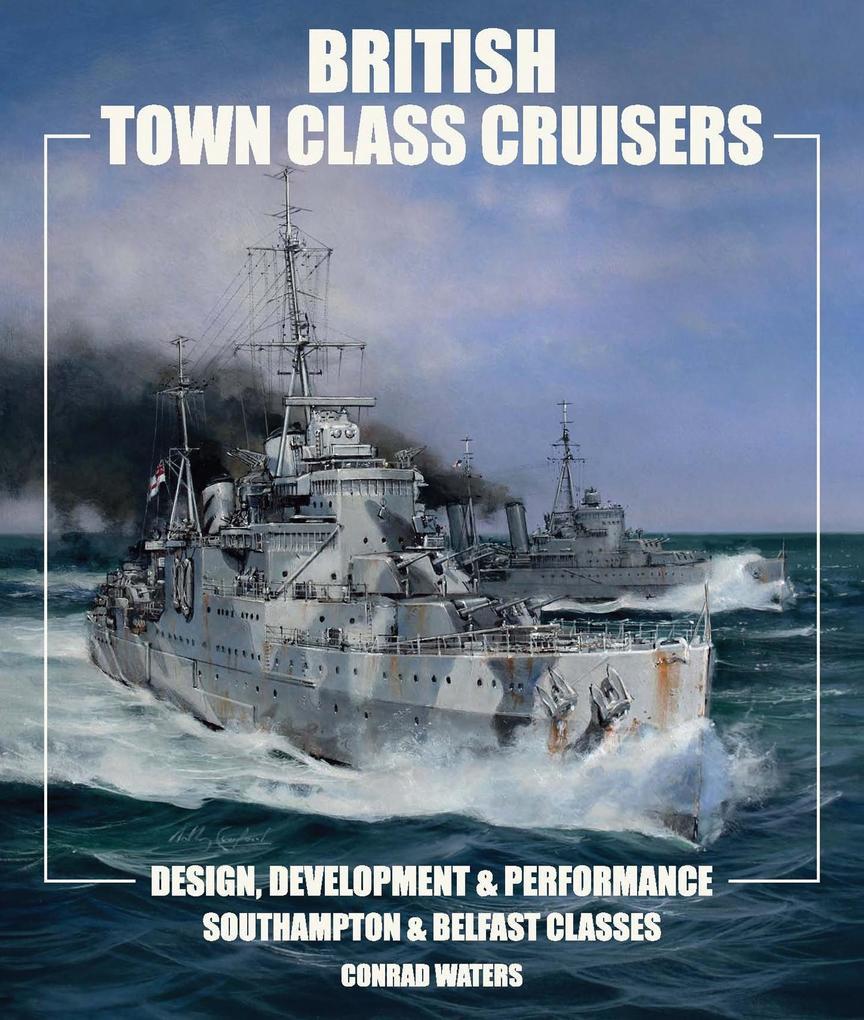 British Town Class Cruisers