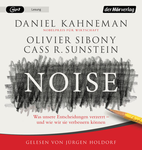 Noise als Hörbuch CD